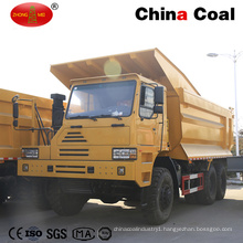 Mining HOWO 70 Tons Heavy Duty Dump Truck