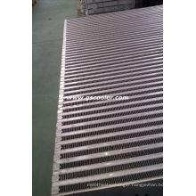 Aluminum Brazing Cores of Radiator