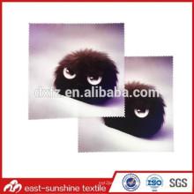 Digital Logo Printed Microfiber Eyeglass Cleaner