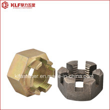 DIN935 Slotted Nuts