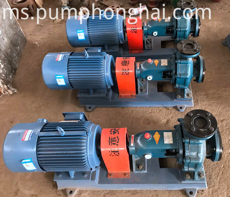 Feed Water Pump