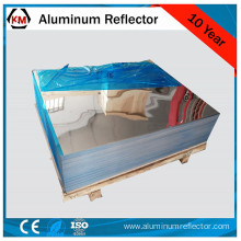 aluminum sheets for sale reflection rate 86%