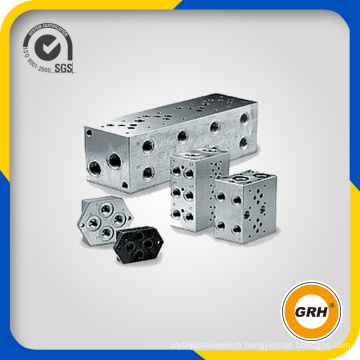 Hydraulic Valve Block for Hydraulic Power System Equipment