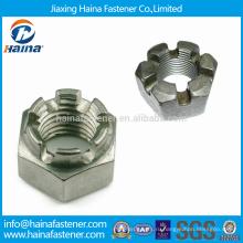 DIN935 Запасные гайки из нержавеющей стали с тонкой резьбой
