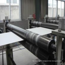 Equipamento de fabricação de papel de caixa de papelão