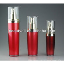 Cone Cosmetic packaging acrylic lotion bottle