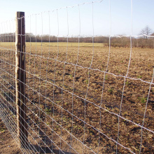 High Tensile Galvanized Livestock Fence