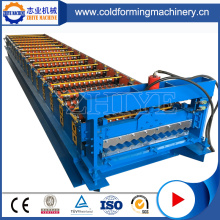 Galvaniserad Corrugated Roofing Sheet Making Machine