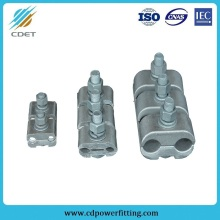100% Original for Splice Wire Connectors Parallel Groove Cable Connector With Bolts export to San Marino Wholesale