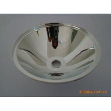 Reflectante de 80%, 86% y 95% espejo de hoja de aluminio / bobina usando luces LED