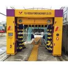 Autowaschmaschine des Tunnelautos / 9 Bürsten mit Trockner RSDS-9