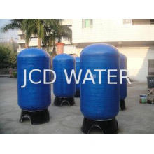 Domestic GRP Multimedia Water Filter For Industrial Water T