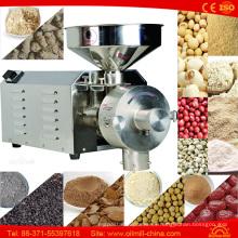 Máquina industrial de la amoladora de molino de maíz del café de la sal de la hierba industrial de la pequeña