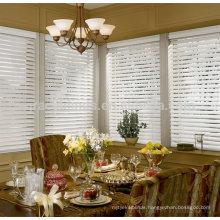 Latest design customized Venetian Blinds waterproof fauxwood venetian blinds