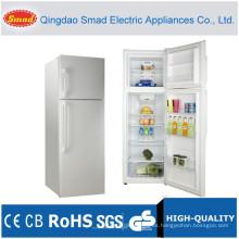 congelador superior barato refrigerador de acero inoxidable sin escarcha