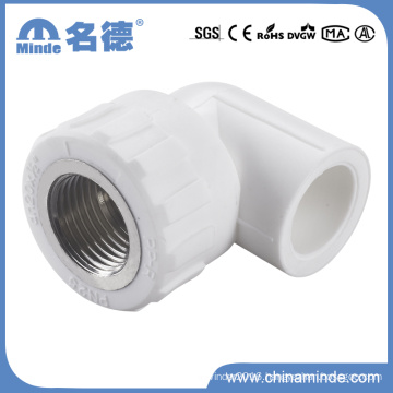 PPR Female Elbow Type a Fitting for Building Materials