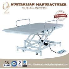 Table orthopédique motorisée de haute qualité pour le lit d'examen de patient de Multi-usage de chaise de massage de Recliner d'utilisation d'hôpital électrique