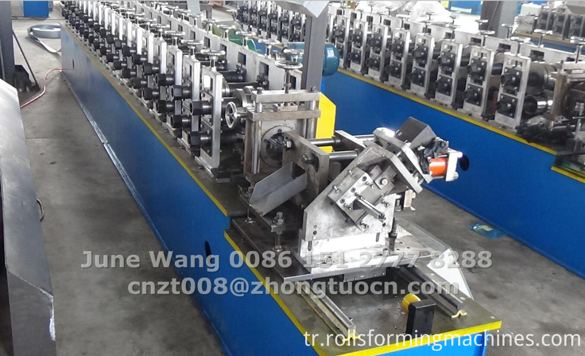 window frame making machine for Argentina 3-