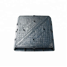 EN 124 D400 Cast Ductile Iron Sewer Manhole Cover gulley covers