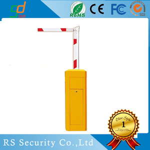 EU Standard UHF RFID Reader Parking Boom Barrier