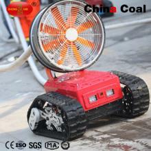Robot de evacuación de humo por control remoto Ym40 para combatir incendios