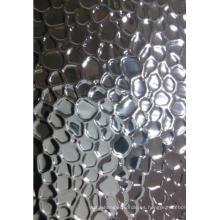 Hoja de Reflector de aluminio