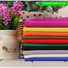 Tissu de mousseline de soie extensible de 4 manières pour des vêtements