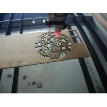Venda quente CO2 1390 80 w 3d granito de madeira máquina de gravação a laser de pedra