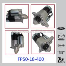 Motor del arrancador (12V) para Mazda / Mitsubishi 1.8 2.0 L Arrancador automático, arrancador del coche FP50-18-400