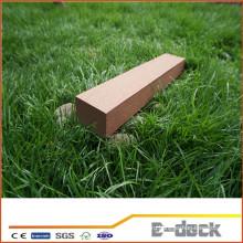 Высококачественный твердый барьер WPC и блок для скамьи и стула
