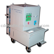 Induction Furnace for Railway Rivets