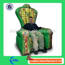 hot sale Inflatable King Throne for sales