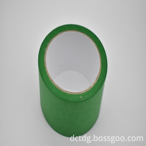 Single Sided Green Painters Masking Tape