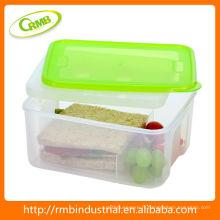 Boîte à lunch en plastique à la première place 2014