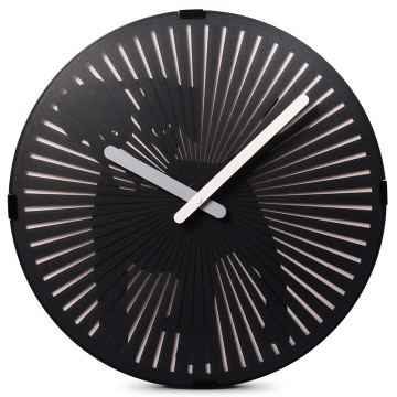 Moving Wall Clock- Lovely Puppy