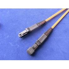 MTRJ SM / MM Fiber Optics Connector For Single And Multi Mo