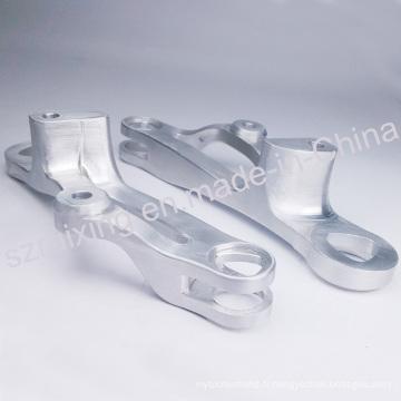 Partie usinée CNC d'accessoires d'équipement (pièce standard non standard)