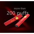 ALD ELF 200 Puff Disposable Hookah e Cigarette