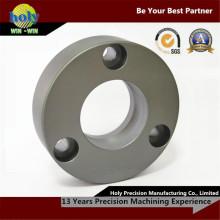 Peças fazendo à máquina de giro do CNC da motocicleta das peças do CNC do alumínio do bloco do rolamento