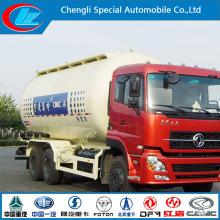 Dongfeng 6X4 30cbm Bulk Powder Goods Transport Truck