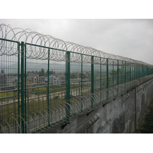 High Quality Stainless Steel Razor Wire Mesh
