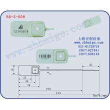 Laços de cabo numeradosBG-G-009