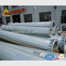 Hot Dip Galvanized Octagonal Steel Pole