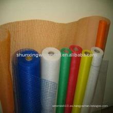 Malla de fibra de vidrio de tracción resistente a los álcalis