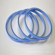 ISO 9001 PTFE Spring Energized Seal for Hydraulic Cylinder