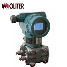 Transmissor de pressão eletrônico diferencial inteligente 4-20mA Saída com Hart