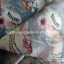 Bunte 100% Polyester Taft Stoff mit kundenspezifischen Drucke