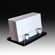 Crystal Business Card holder Regalos