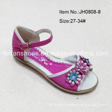 New Style Summer Fashion Kids Shoes Girl Slipper Sandals (JH0808-8)