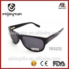 mens high quality sunglasses brand with metal hinge wholesale China